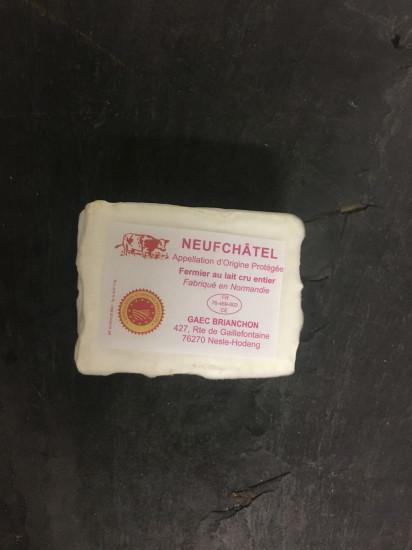 Briquette de Neufchâtel Fermier 100g